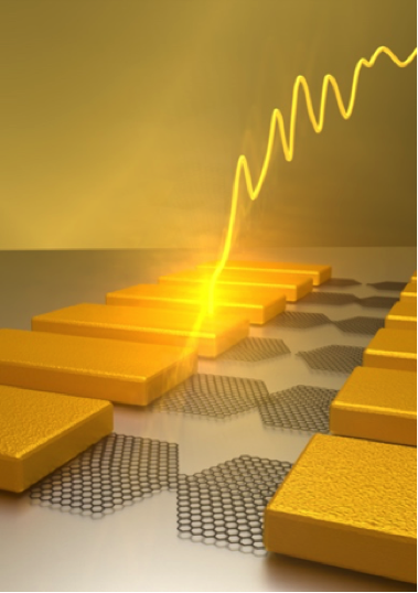 Room-temperature Fabry-Perot Quantum Interference pattern in graphene nanogaps.