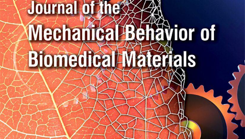 journal of the mechanical behaviour of biomedical materials