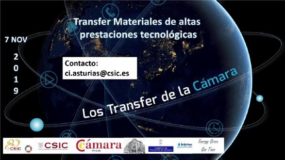 Transfer materiales altas prestaciones