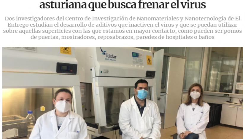 portada la voz de asturias