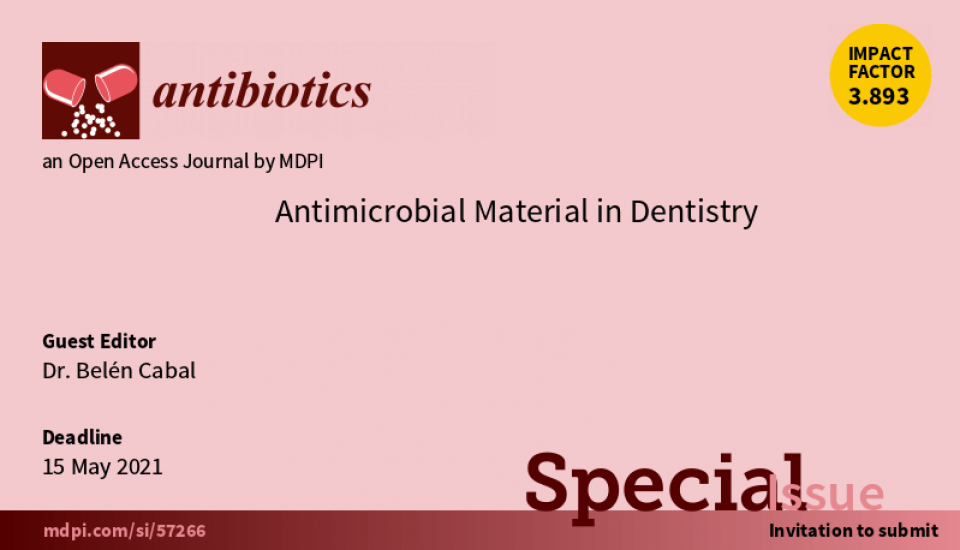 Antimicrobial Materials in Dentistry